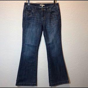CAbi Bootcut Denim Jeans Pants #881R  Sz 4